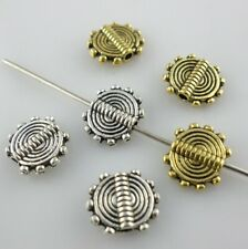 40/80/700pcs Tibetan Gold/Silver Spacer Beads DIY Charms Jewelry Beading  Making