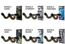 String Swing STYLZ Guitar Display Wall Hangers / Keepers - Choice of 6 Designs