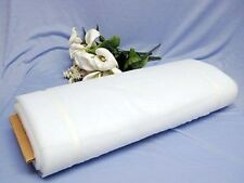 """108"""" x 200 Yards Tulle Wedding Decoration 25 Colors Draping Bridal Party Banquet"""
