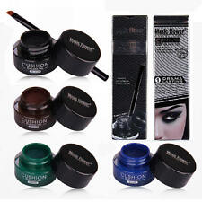 Pro Cosmetic Eyeliner Cushion Gel Long Lasting Waterproof Eye liner Cream Makeup