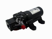 DC 12V/24V High Pressure Self-Priming Water Pump  Micro Electric Diaphragm Pump