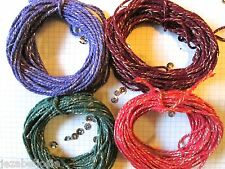 10/20/30 metres of  Sparkle Cotton  Bakers Twine Choice of colour   Christmas