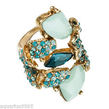 mark Avon Wild Blue Ring choose your size