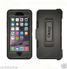 Otterbox Defender Heavy Duty Shockproof Belt Clip Case Cover iPhone 6/6S Plus