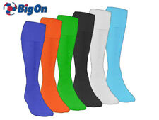 BRAND NEW FOOTBALL SOCCER RUGBY SPORTS SOCKS - SIZE CHILDRENS 3-6 ADULTS 7-11