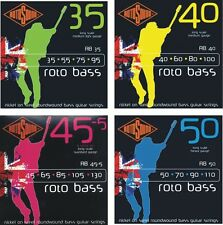 Rotosound ROTO BASS Long Scale Bass Guitar Strings - with choice of gauge