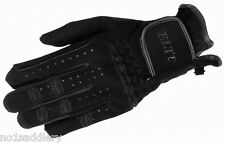 ELT Action Microfibre Horse Riding Gloves Adults or Childs.     *NEW*