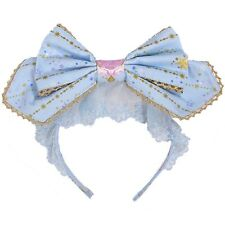 Angelic Pretty Magic Princess Head Bow Headband Lolita Kawaii Japanese Fashion