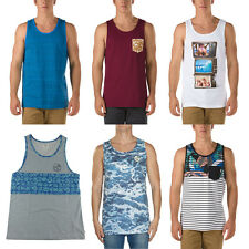 VANS Tank top man Tank New Men's T-shirt NEW SKATE T-shirt VARIOUS MODELS