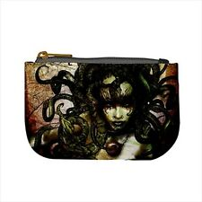 Medusa Mini Coin Purse & Shoulder Clutch Handbag