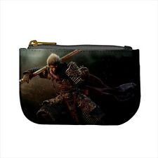 Monkey King Chinese Mythology Mini Coin Purse & Shoulder Clutch Handbag