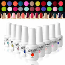 Fashion Varnish Bling 15ml Nail Art UV Gel LED Soak Off Polish Gelish 40 Colors