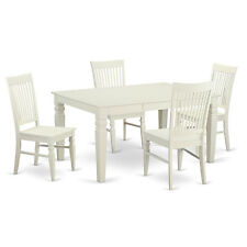 Weston 5 Pieces dining set-Dining Table and 4 Dining chairs