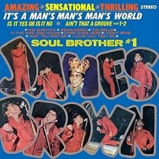 Its a Mans Mans M - Brown,James New & Sealed LP Free Shipping