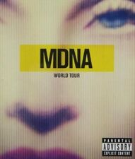 Mdna World Tour - Madonna New & Sealed DVD-STANDARD Free Shipping