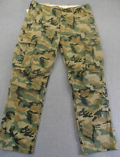 LEVIS Men GREEN CAMO RELAXED FIT HVY CARGO PANTS NWT 40 38 36 34 33 x 32 30  $68