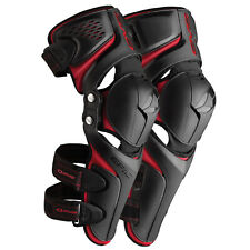 EVS Epic Knee / Shin Guard protection brace with Flex Frame Technology
