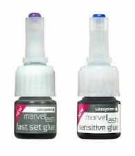 2 X MARVELLASH EYELASH GLUE - MEDICAL GRADE ADHESIVE