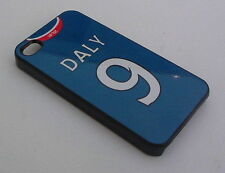 RANGERS themed iPHONE 6 5 4 plus IPOD COVER CASE personalised football kit style