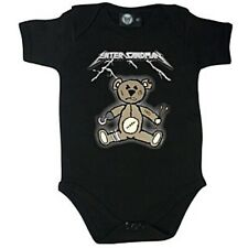 Metallica Tribute Enter Sandman Baby Onesie Bodysuit Infant Metal Kids Romper