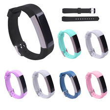 Watch band Style Replacement Classic Wrist Rubber Bands Strap For Fitbit Alta