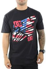 DC SHOES TRAVIS PASTRANA 199  AMERICA  MENS SS T SHIRT WINTER
