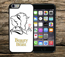 Disney Beauty And The Beast Belle Artwork iPhone 4/4S 5/5s SE 6/6s 6+ Case Cover