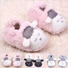 Plush Soft Toddler Boy Girl Baby Shoes Prewalker Toddlers Crib Shoes