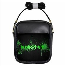 Dubstep Music Leather Sling Bag & Women's Handbag