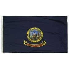 Idaho 1891 State Indoor Outdoor Parade Dyed Flag All Larger Sizes