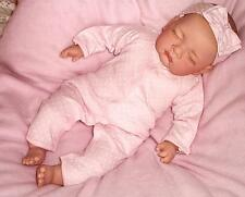 Adorable Sleeping Reborn Baby Girl Doll Child Friendly