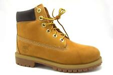 TIMBERLAND BIG KIDS 6-INCH PREMIUM WATERPROOF BOOTS WHEAT STYLE# 12909