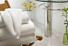 Luxury White 750 GSM Thick Super soft & Absorbent 100% Egyptian Cotton Towels