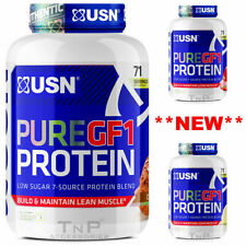 USN Pure Protein GF-1 (New Formula) 2.28kg ( 6 Great Flavours )