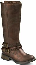 NEW! Stevies Girls' #TEXTME Riding Boots - Bronze NWT