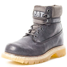 Caterpilar Colorado Premium Womens Hiking Ankle Boots Dark Grey New Shoes