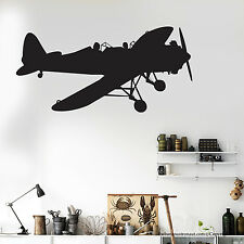 Airplane Wall Decal Sticker Wall Decal Unique Modern Home Wall Sticker Decal