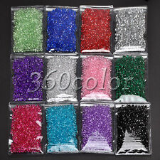2000pcs 4.5mm 1/3Carat Diamond Confetti Wedding Party Table Scatter Decoration