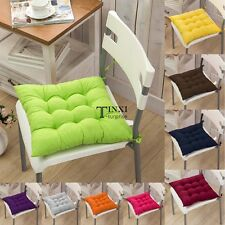 New Square Cotton Cushion Pad Buttocks Seat Chair Pads For Home Car Sofa Office