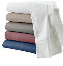 Outlast Temperature Regulating Performance Bed Sheet Set - Cotton Sateen