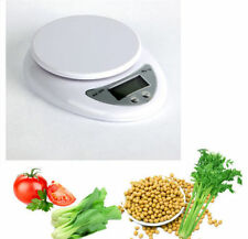 5KG Digital Weighing Postal LCD Electronic Kitchen Household Scale Food CookingH
