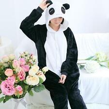 Panda Hot Unisex Adult Kigurumi Pajama Anime Cosplay Costume Onesie Sleepwear