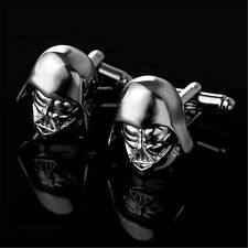 Star Wars Darth Vader Samurai Cufflinks Men Cufflinks Jewelry Wedding Party Gift