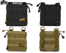 LooYoo 1050D Cordura Tactical Utility MOLLE Accessory Shoulder Bag Pouch Case