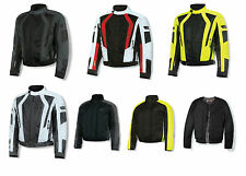 Olympia Mens Airglide 5 Mesh Tech Jacket with Waterproof insulated rain jacket