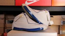 RARE Nike Air Jordan 18 XVIII White Silver Sport Royal Sz 11 (305869-101) *Worn*