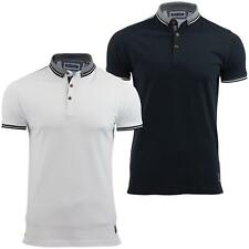Mens Polo Shirt by Brave Soul 'Quince' Short Sleeved Top S-XL