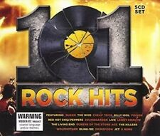 101 Rock Hits - V/A New & Sealed CD-JEWEL CASE Free Shipping