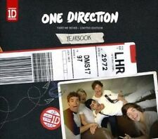 Take Me Home: Yearbook Edition (australian) - One Direction CD-JEWEL CASE