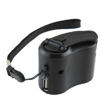 Dynamo Hand Crank USB Emergency Charger for Cell Phone/MP3 Player
